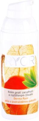 RYOR Derma Ryor krém proti zarudnutí a rozšířeným žilkám s probiotiky 1