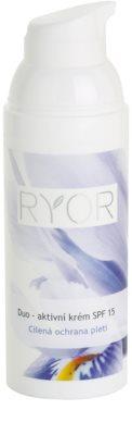 RYOR Duo crema activa SPF 15 1