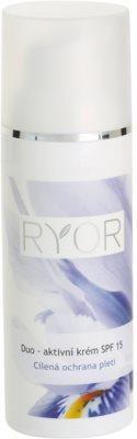 RYOR Duo aktivní krém SPF 15