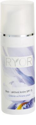 RYOR Duo crema activa SPF 15