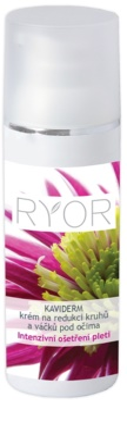 RYOR Intensive Care Kaviderm Creme zur Reduzierung von Augenringen und Tränensäcken