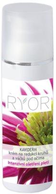 RYOR Intensive Care Kaviderm krém na redukci kruhů a váčků pod očima