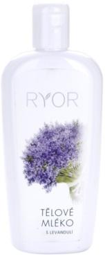 RYOR Lavender Care leche corporal