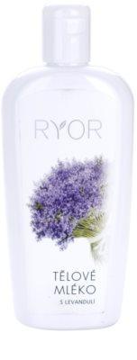 RYOR Lavender Care mleczko do ciała