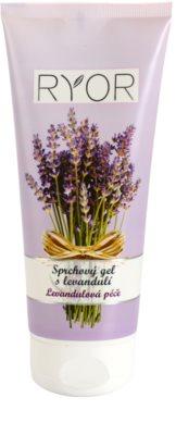 RYOR Lavender Care gel za prhanje