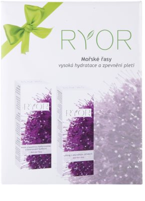 RYOR Marine Algae Care lote cosmético I.