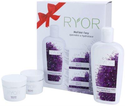RYOR Marine Algae Care lote cosmético III. 1