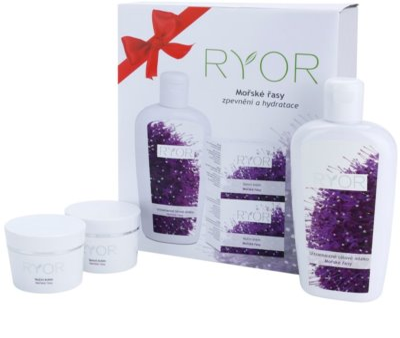 RYOR Marine Algae Care kosmetická sada III. 1