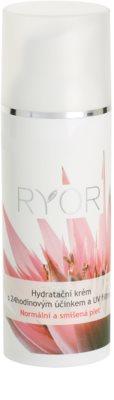 RYOR Normal to Combination crema hidratante 24 horas con filtros solares UV