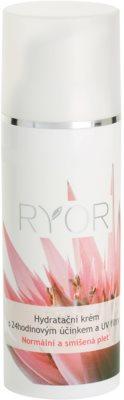 RYOR Normal to Combination creme hidratante com efeito 24 horas e filtros UV