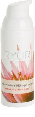 RYOR Normal to Combination výživný krém s klíčkovým olejem 1