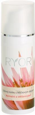 RYOR Normal to Combination krem odżywczy z olejkiem z kiełków