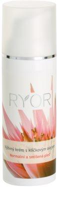 RYOR Normal to Combination výživný krém s klíčkovým olejem