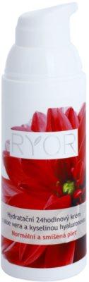 RYOR Normal to Combination creme facial hidratante