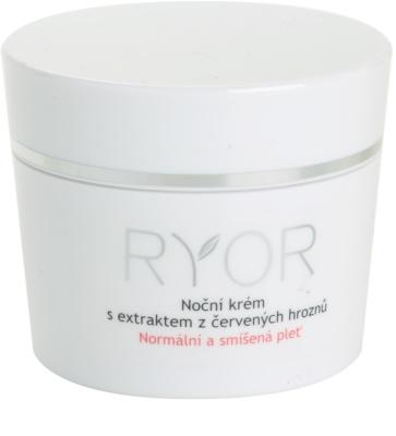RYOR Normal to Combination noční krém s extraktem z červených hroznů
