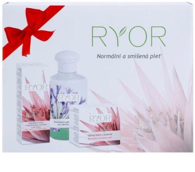 RYOR Normal to Combination Kosmetik-Set  II.