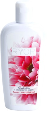 RYOR Ryamar tělové mléko s amarantovým olejem