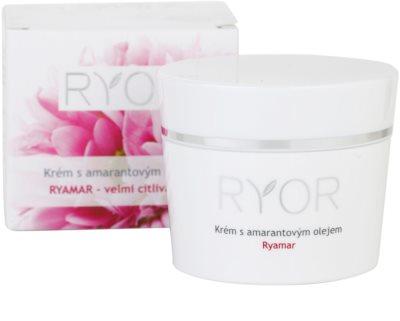 RYOR Ryamar creme com óleo de amaranto 2