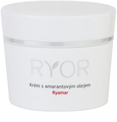 RYOR Ryamar creme com óleo de amaranto