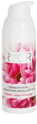 RYOR Ryamar feuchtigkeitsspendende Creme mit Amarant-Öl und UV Filter 1