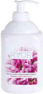 RYOR Ryamar tekuté mýdlo s amarantovým olejem