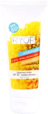RYOR Sun Care protetor solar SPF 50