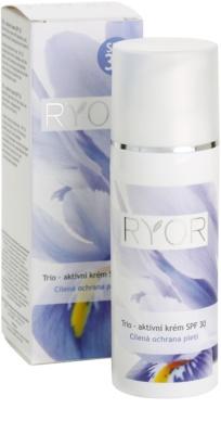 RYOR Trio aktivní krém SPF 30 2