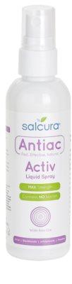 Salcura Antiac Activ spray para aliviar sintomas de acne