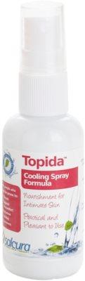 Salcura Topida kühlendes Spray gegen Fußpilz für die Intimpartien