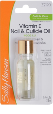 Sally Hansen Cuticle Care tápláló olaj a körmökre és a körömbőrre