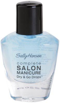 Sally Hansen Complete Salon Manicure gotas  para acelerar el proceso de secado del esmalte de uñas