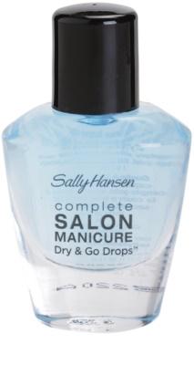 Sally Hansen Complete Salon Manicure gotas secantes de verniz