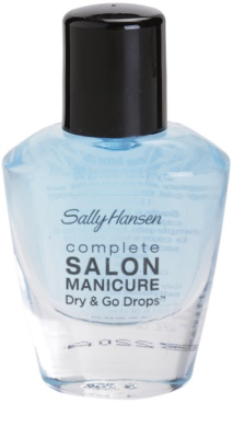 Sally Hansen Complete Salon Manicure краплі, які прискорюють висихання  лаку