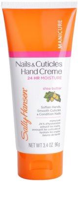 Sally Hansen Manicure crema catifelanta pe maini, unghii si cuticule