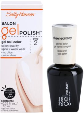 Sally Hansen Salon gel lak za nohte 2