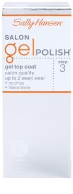Sally Hansen Salon esmalte capa superior para uñas de gel
