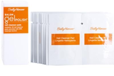 Sally Hansen Salon toallitas limpiadoras para uñas de gel