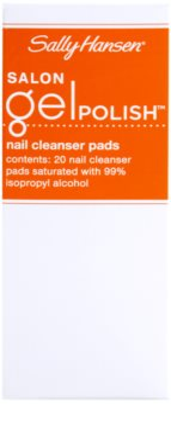 Sally Hansen Salon toallitas limpiadoras para uñas de gel 3