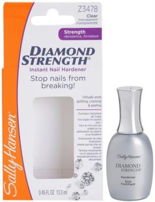 Sally Hansen Strength зміцнюючий догляд для нігтів 2