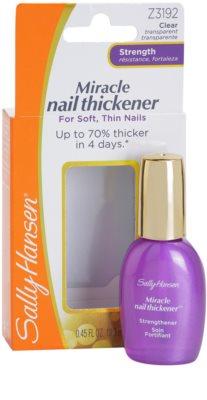 Sally Hansen Strength wzmacniający lakier do paznokci do paznokci słabych i miękkich 1