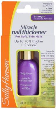 Sally Hansen Strength wzmacniający lakier do paznokci do paznokci słabych i miękkich 3