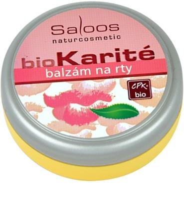 Saloos Bio Karité balsam de buze