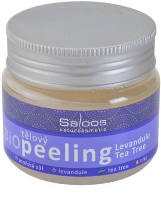 Saloos Bio Peeling exfoliante corporal 1