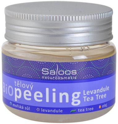 Saloos Bio Peeling exfoliante corporal
