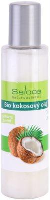 Saloos Bio Coconut Oil kokosovo olje za suho in občutljivo kožo