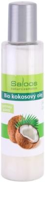 Saloos Bio Coconut Oil кокосово масло за суха и чувствителна кожа