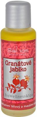 Saloos Bio Wellness Body Massage Oil