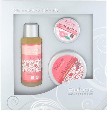 Saloos Cosmetic Set coffret V.