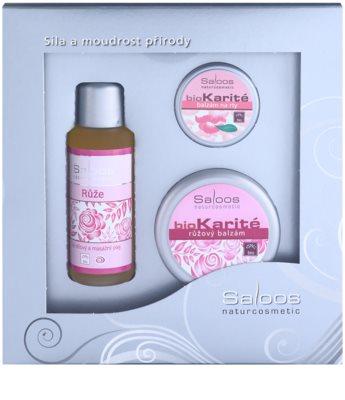 Saloos Cosmetic Set coffret VIII.