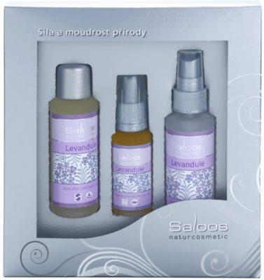 Saloos Face Care Set set cosmetice Lavender II.